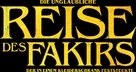 The Extraordinary Journey of the Fakir - German Logo (xs thumbnail)