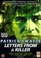 Letters from a Killer - Danish DVD cover (xs thumbnail)