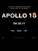 Apollo 18 - Movie Poster (xs thumbnail)