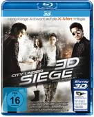 City Under Siege - German Blu-Ray cover (xs thumbnail)