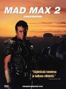 Mad Max 2 - Finnish DVD cover (xs thumbnail)