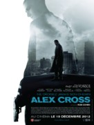 Alex Cross - French Movie Poster (xs thumbnail)