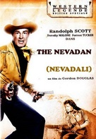The Nevadan - Italian DVD cover (xs thumbnail)