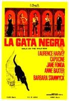 Walk on the Wild Side - Spanish Movie Poster (xs thumbnail)
