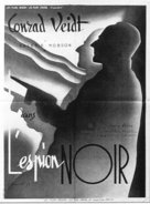 The Spy in Black - French Movie Poster (xs thumbnail)