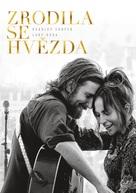 A Star Is Born - Czech DVD cover (xs thumbnail)