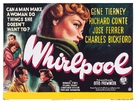 Whirlpool - British Movie Poster (xs thumbnail)