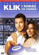 Click - Polish DVD movie cover (xs thumbnail)