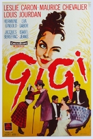 Gigi - Finnish Movie Poster (xs thumbnail)
