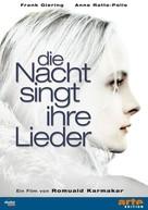 Nacht singt ihre Lieder, Die - German poster (xs thumbnail)