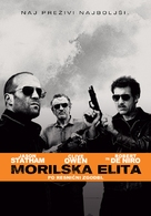 Killer Elite - Slovenian Movie Poster (xs thumbnail)