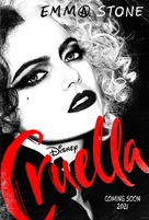 Cruella - International Movie Poster (xs thumbnail)