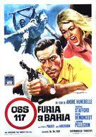 Furia à Bahia pour OSS 117 - Italian Movie Poster (xs thumbnail)
