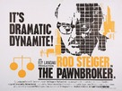 The Pawnbroker - British Movie Poster (xs thumbnail)