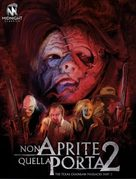 The Texas Chainsaw Massacre 2 - Italian Movie Cover (xs thumbnail)