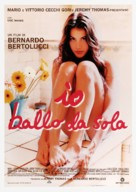 Stealing Beauty - Italian Movie Poster (xs thumbnail)