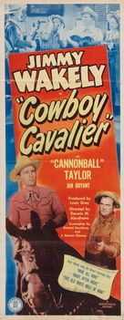 Cowboy Cavalier - Movie Poster (xs thumbnail)
