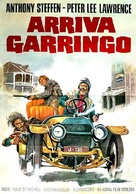 Arriva Sabata! - German Movie Poster (xs thumbnail)