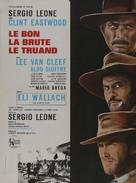 Il buono, il brutto, il cattivo - French Movie Poster (xs thumbnail)