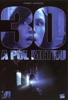 100 Feet - Czech DVD movie cover (xs thumbnail)