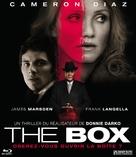 The Box - Swiss Blu-Ray movie cover (xs thumbnail)