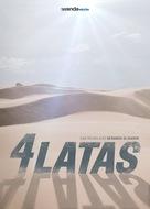 4 latas - Spanish Movie Poster (xs thumbnail)