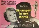 A Stranger in My Arms - British Movie Poster (xs thumbnail)