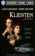 The Client - Swedish Movie Cover (xs thumbnail)