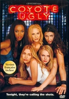 Coyote Ugly - Canadian DVD movie cover (xs thumbnail)