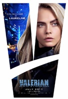 Valerian and the City of a Thousand Planets - Movie Poster (xs thumbnail)