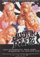 Austin Powers: International Man of Mystery - German Movie Poster (xs thumbnail)