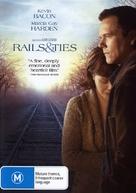 Rails & Ties - Australian DVD cover (xs thumbnail)