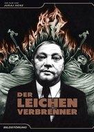 Spalovac mrtvol - German DVD cover (xs thumbnail)