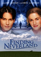 Finding Neverland - DVD cover (xs thumbnail)