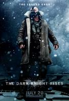 The Dark Knight Rises - Movie Poster (xs thumbnail)