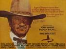 The Shootist - British Movie Poster (xs thumbnail)