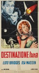 Rocketship X-M - Italian Movie Poster (xs thumbnail)
