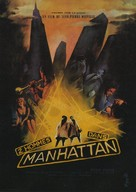Deux hommes dans Manhattan - French Movie Poster (xs thumbnail)