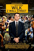 The Wolf of Wall Street - Polish Movie Poster (xs thumbnail)