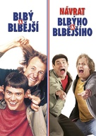 Dumb & Dumber - Czech Movie Cover (xs thumbnail)