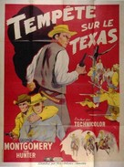 Gun Belt - French Movie Poster (xs thumbnail)