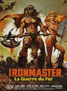 La guerra del ferro - Ironmaster - French Movie Poster (xs thumbnail)