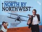 North by Northwest - British Movie Poster (xs thumbnail)