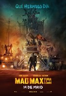 Mad Max: Fury Road - Mexican Movie Poster (xs thumbnail)