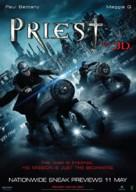 Priest - Malaysian Movie Poster (xs thumbnail)