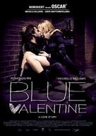 Blue Valentine - German Movie Poster (xs thumbnail)