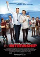 The Internship - Norwegian Movie Poster (xs thumbnail)