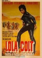 Lola Colt - Italian Movie Poster (xs thumbnail)
