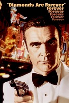 Diamonds Are Forever - DVD movie cover (xs thumbnail)