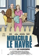 Le Havre - Italian Movie Poster (xs thumbnail)